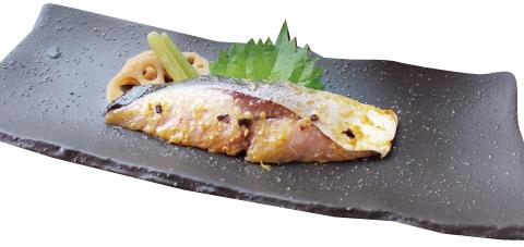 ぶりステーキ 西京味噌漬け